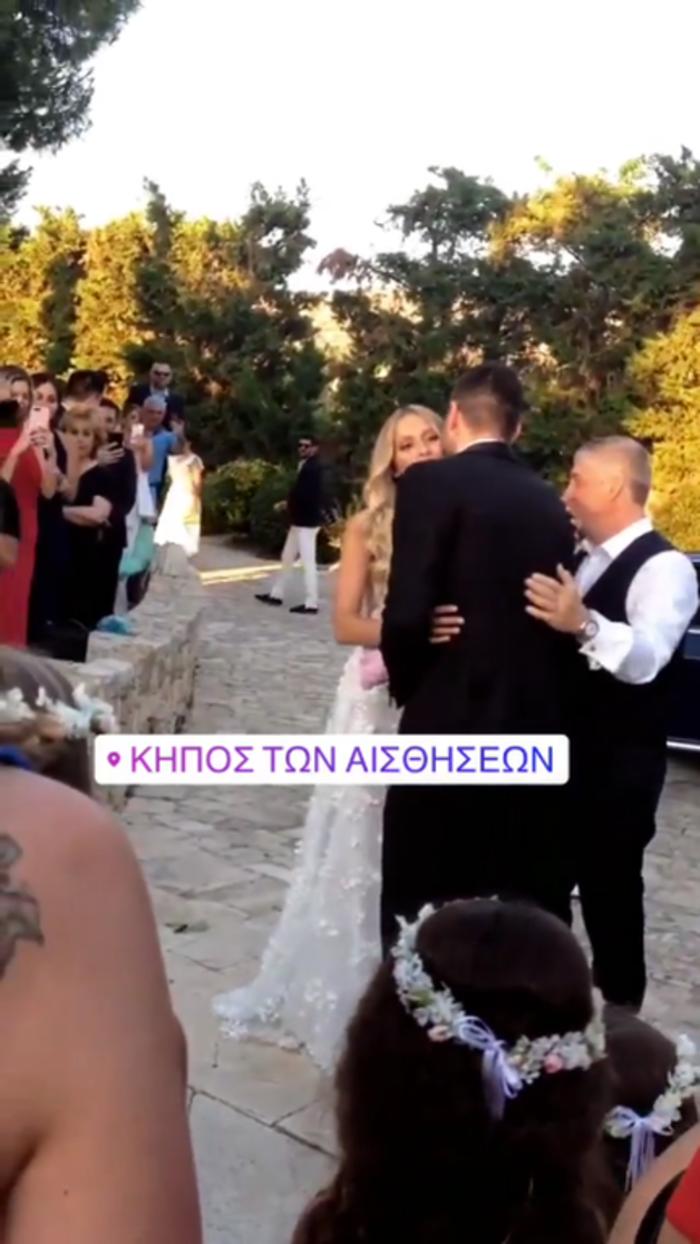 Ο λαμπερός κρητικός γάμος του ποδοσφαιριστή Μιχάλη Σηφάκη [Εικόνες] - εικόνα 8