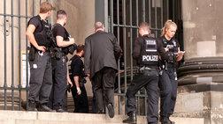 Εκτός ελέγχου ο 53χρονος που πυροβολήθηκε στον καθεδρικό του Βερολίνου