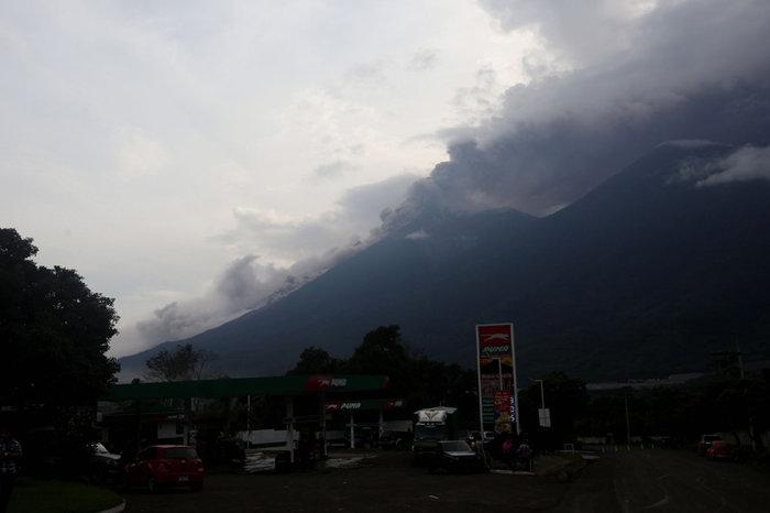 Τραγωδία στη Γουατεμάλα, 25 νεκροί από έκρηξη ηφαιστείου - εικόνα 2
