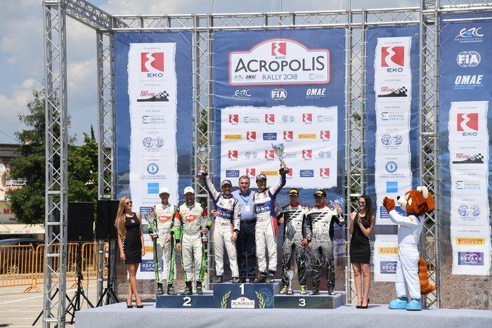 Ράλλυ Ακρόπολις: Νικητής ο Πορτογάλος Μπρούνο Μαγκαλιάες με Skoda Fabia R5 - εικόνα 2
