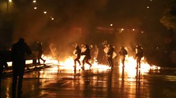 Εισαγγελική έρευνα για την επίθεση κατά των ΜΑΤ στη Θεσσαλονίκη