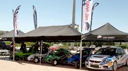 ΕΚΟ Racing Dirt Games στο ΕΚΟ Acropolis Rally