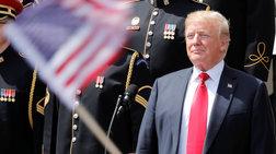 Ο Τραμπ ακόμη να μάθει τον εθνικό ύμνο των ΗΠΑ