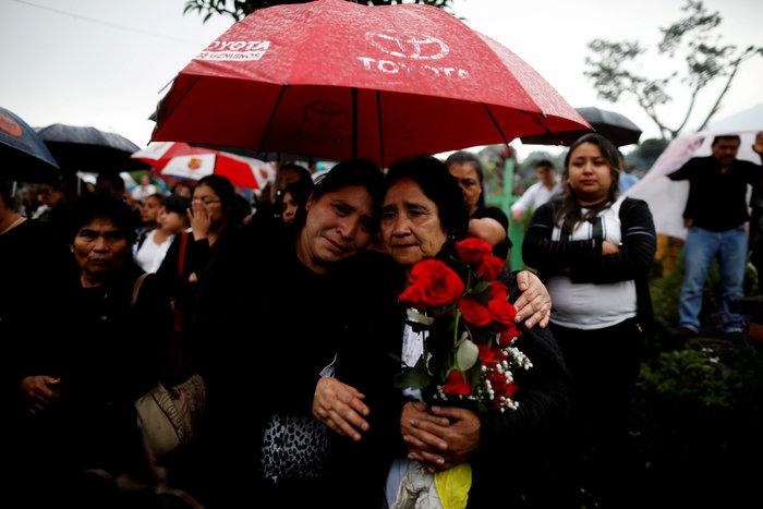 Στους 73 οι νεκροί στη Γουατεμάλα από την έκρηξη ηφαιστείου (βίντεο) - εικόνα 2