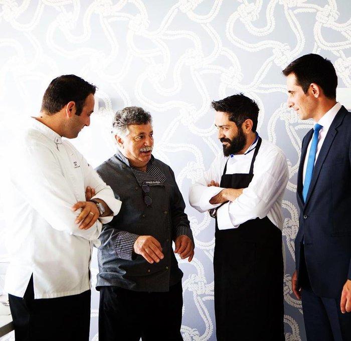 Ποιος γνωστός σεφ είναι ο νέος σύντροφος της Βάσως Λασκαράκη [Εικόνες] - εικόνα 2