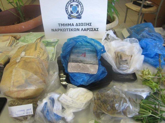 Λάρισα, Τρίκαλα, Καρδίτσα το πεδίο δράσης ναρκω-οργάνωσης - 14 συλλήψεις - εικόνα 2