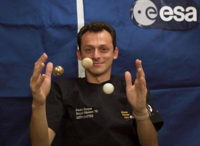 Ο πρώτος Ισπανός που ταξίδεψε στο διάστημα στο υπουργείο Επιστημών - εικόνα 2