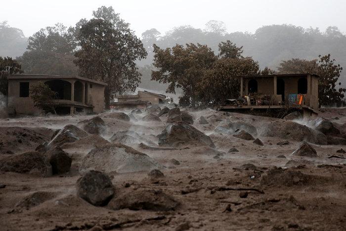 Γουατεμάλα: Στους 99 νεκρούς ο νέος απολογισμός των θυμάτων του ηφαιστείου - εικόνα 3
