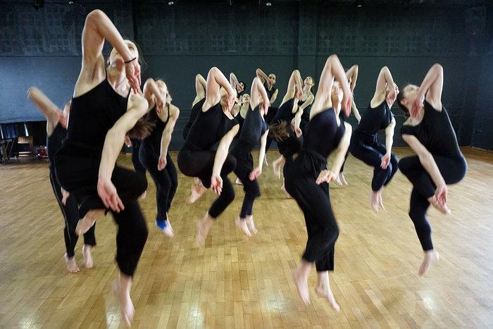 H Kρατική Σχολή Χορού ανοίγει τις πόρτες της στο κοινό - εικόνα 2