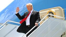 Ο Τραμπ θα κάνει στάση στη Σούδα το Σαββατοκύριακο;