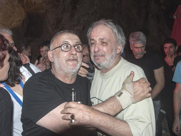 Θάνος και Ανδρέας Μικρούτσικος
