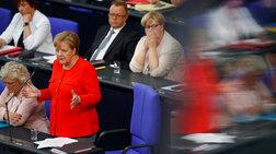 Αισιοδοξία Μέρκελ για καλή λύση στο θέμα του ελληνικού χρέους