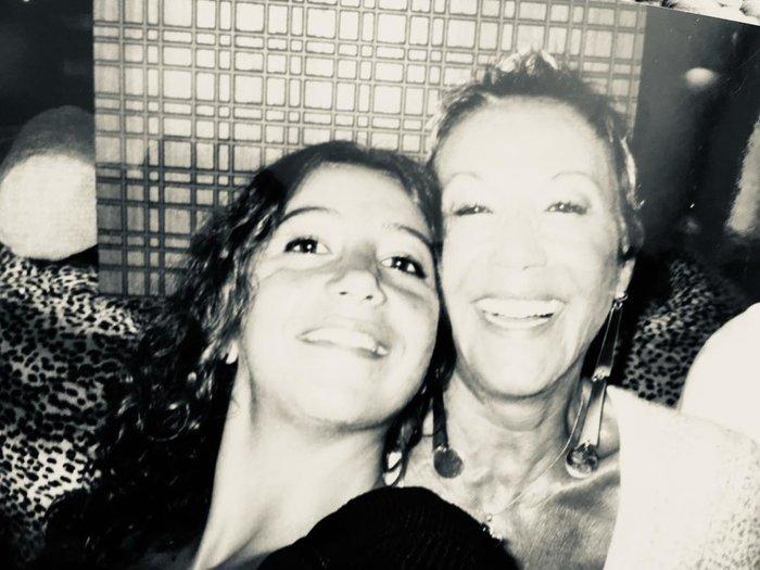 Μαρία Ελένη Λυκουρέζου: Μου λείπεις μανούλα,πόσο ήθελα ένα ακόμα τηλεφώνημα