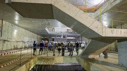 Ανοίγει το μετρό της Θεσσαλονίκης... για ξεναγήσεις