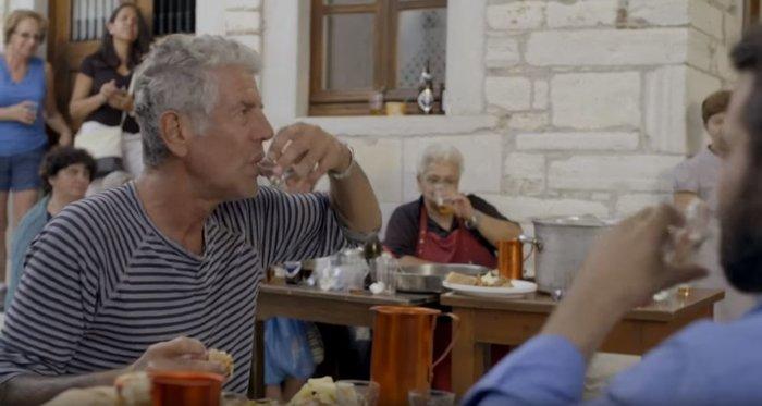 Μπουρντέν: Η επίσκεψη στη Νάξο και η συγκλονιστική εξομολόγηση - εικόνα 2