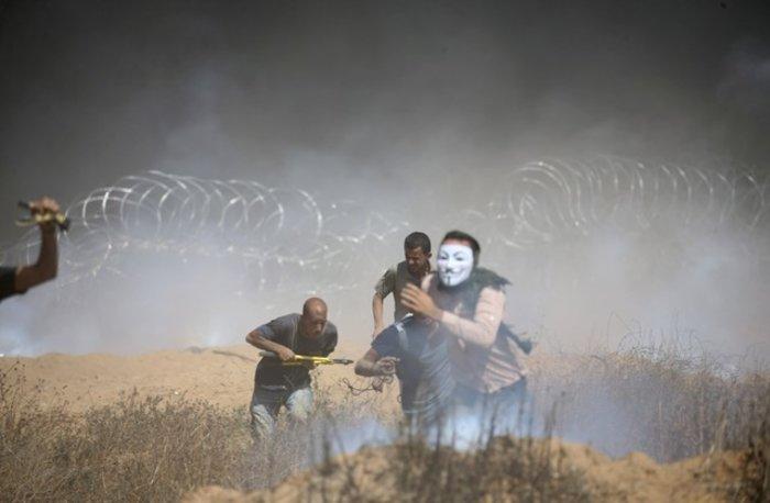 Νέα επεισόδια στη Γάζα: 4 νεκροί και 100 τραυματίες - εικόνα 2