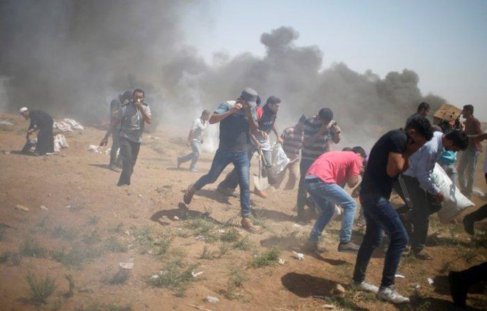 Νέα επεισόδια στη Γάζα: 4 νεκροί και 100 τραυματίες - εικόνα 3