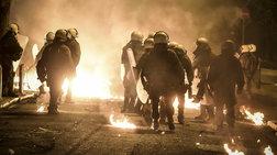 Νέα σημεία αντιπαράθεσης ΜΑΤ και κουκουλοφόρων στην Αθήνα;
