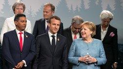 G7: Παρίσι και Ευρώπη υποστηρίζουν το τελικό ανακοινωθέν