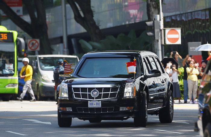 Στη Σιγκαπούρη Τραμπ και Κιμ: Ολα έτοιμα για την συνάντηση - εικόνα 7