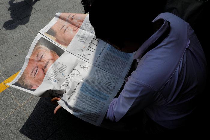 Στη Σιγκαπούρη Τραμπ και Κιμ: Ολα έτοιμα για την συνάντηση - εικόνα 10