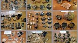 Τετρακόσια τα αρχαία αντικείμενα που εντοπίστηκαν στη Λοκρίδα