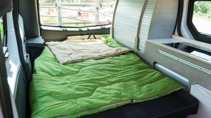 Το διπλό κρεββάτι του ...ισογείου