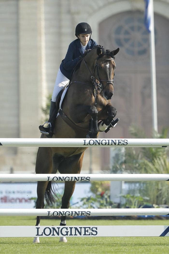 Αθηνά Ωνάση: Η άσχημη πτώση της από το άλογο σε ιππικούς αγώνες [Βίντεο]