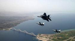 Πτήση τουρκικών αεροσκαφών πάνω από τα Λέβιθα