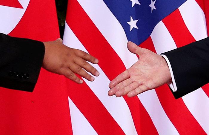 Κοινή δήλωση υπέγραψαν Τραμπ και Κιμ μετά την ιστορική σύνοδο - εικόνα 13