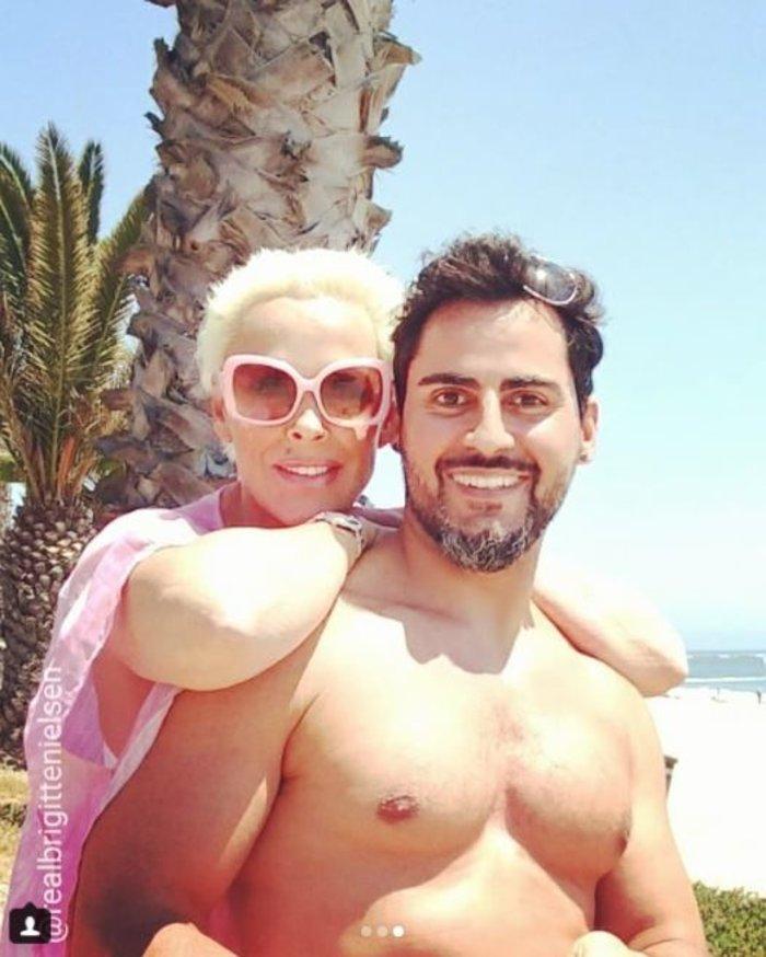 Γέννησε το πέμπτο της παιδί η 54χρονη ηθοποιός Μπριγκίτε Νίλσεν