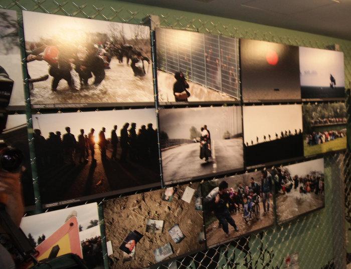 Εκθεση φωτογραφίας: Από τις εμπόλεμες ζώνες της Μέσης Ανατολής στην Ελλάδα