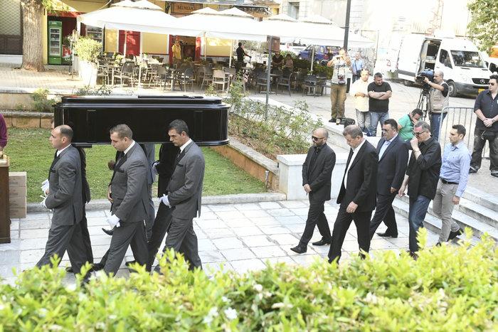 Τελευταίο αντίο στον Παύλο Γιαννακόπουλο - εικόνα 3