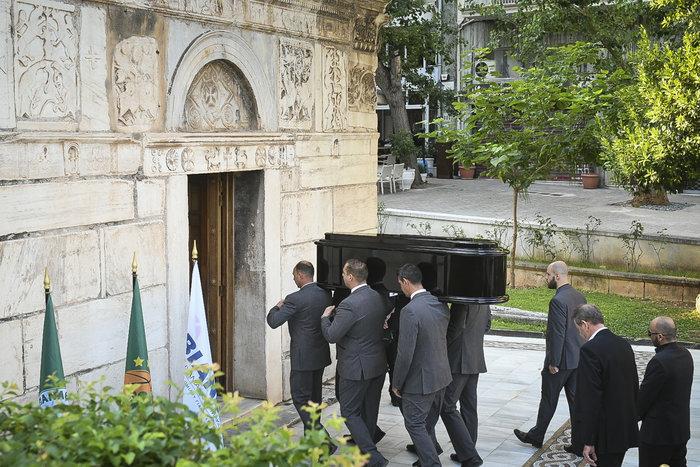 Τελευταίο αντίο στον Παύλο Γιαννακόπουλο - εικόνα 4
