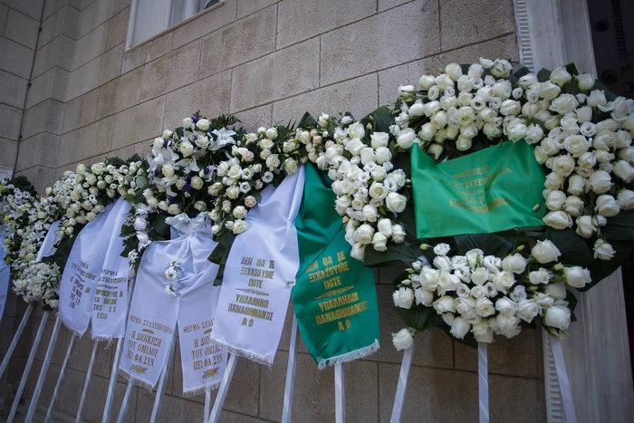 Τελευταίο αντίο στον Παύλο Γιαννακόπουλο - εικόνα 14