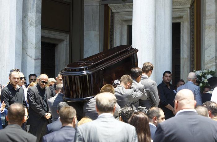 Τελευταίο αντίο στον Παύλο Γιαννακόπουλο - εικόνα 21