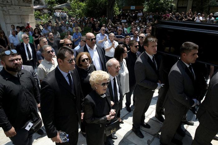 Τελευταίο αντίο στον Παύλο Γιαννακόπουλο - εικόνα 22