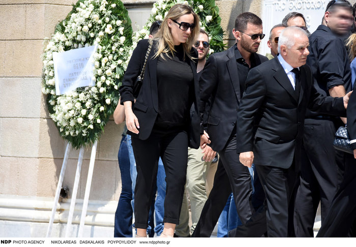 Πάνδημο «αντίο» στον Παύλο Γιαννακόπουλο - εικόνα 3