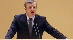 Γεωργία: Παραιτήθηκε ο πρωθυπουργός Γκιόργκι Κβιρικασβίλι