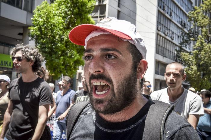 Συλλαλητήρια από ΠΑΜΕ, ΑΔΕΔΥ και σωματεία για το Πολυνομοσχέδιο - εικόνα 5