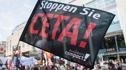 «Οχι» της Ιταλίας στην επικύρωση της συμφωνίας ελεύθερου εμπορίου CETA