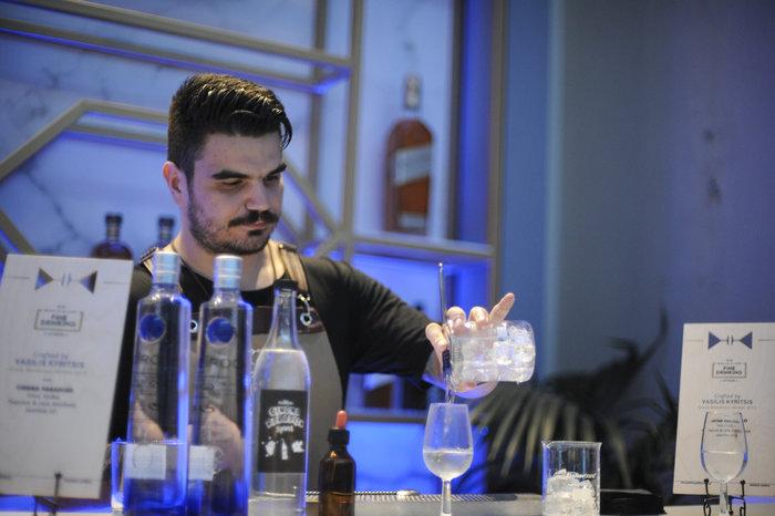 World Class Fine Drinking Athens: Η δεξιοτεχνία σε όλο της το μεγαλείο! - εικόνα 2