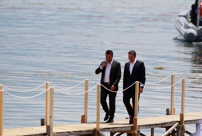 Αλέξης Τσίπρας, ο πρώτος Έλληνας πρωθυπουργός που επισκέφθηκε την πΓΔΜ - εικόνα 4