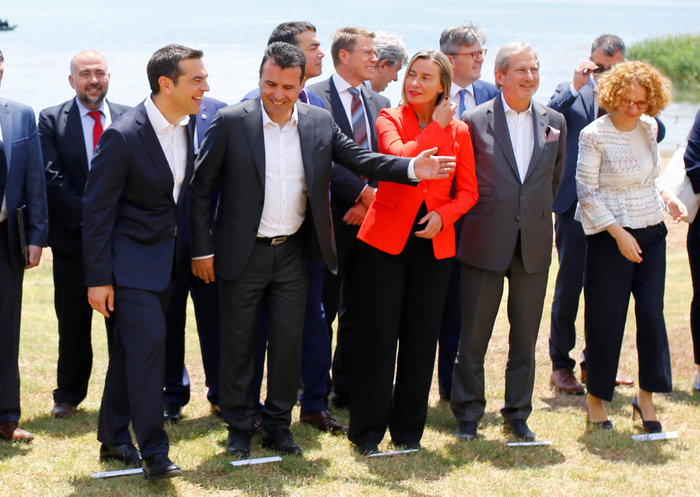 Αλέξης Τσίπρας, ο πρώτος Έλληνας πρωθυπουργός που επισκέφθηκε την πΓΔΜ - εικόνα 7