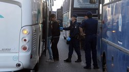 Επεισοδιακή σύλληψη διακινητή μεταναστών στην Εγνατία Οδό