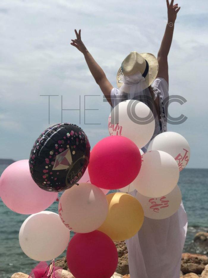 Ήμασταν στο μπάτσελορ πάρτι της Ολυμπιονίκη Κλέλιας Πανταζή - εικόνα 7