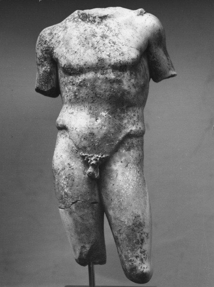 Ρωμαϊκός κορμός με ...ύποπτο παρελθόν στο σφυρί από τον Sotheby's