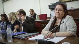 Ένταση με την Παπασπύρου στη Βουλή για τα σκάνδαλα