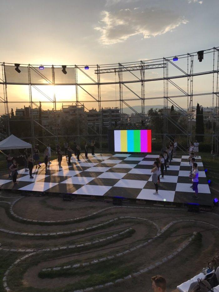 «Χορεύοντας στη σκακιέρα»