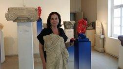 Οταντα έργα του Πανιάρα συνάντησαν τις αρχαιότητες του Πόρου - Μια ξενάγηση